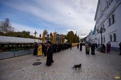 033. 30-летие Донецкой епархии. Соборное архиерейское богослужение 10.10.2021