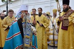 037. 30-летие Донецкой епархии. Соборное архиерейское богослужение 10.10.2021