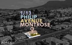 1/13 Philip Avenue, Montrose TAS
