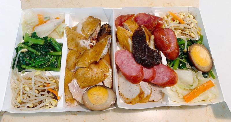 【台南美食】阿樂師油雞 保安市場旁~  六點半就可以買到好吃油雞!