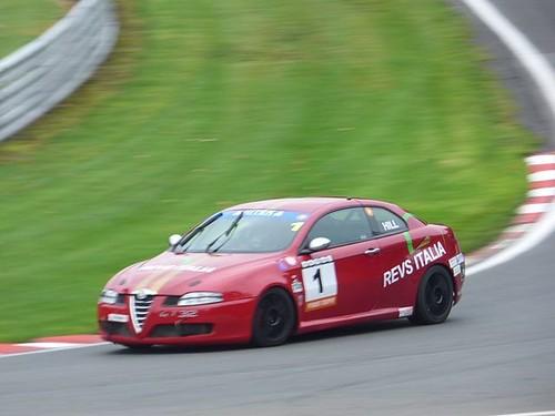 Alfa Romeo Championship - Oulton Park 2021