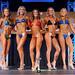 Women's Bikini - True Novice - 4th Rawsthorne 2nd Bruner 1st Martins 3rd Legassie 5th Shuck