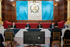 20211012 AI PRESIDENTE - REDD+ ( envio ) 0017 by Gobierno de Guatemala