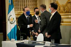20211012 AI PRESIDENTE - REDD+ ( envio ) 0033 by Gobierno de Guatemala