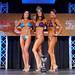 Women's Bikini - Masters 45+ - 2nd Bernas 1st Cooper 3rd Hall