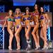Women's Bikini - Masters 35+ - 4th Rawsthorne 2nd Bruner 1st Bilyk 3rd Williams 5th Cooper