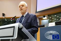Wybór na wiceprzeowdniczącego Grupy EPL/ 13.10.2021 PE Bruksela