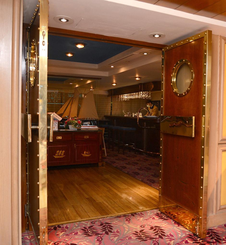 歐華酒店蔚藍海牛排酒吧