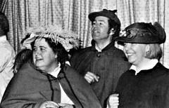 Elaine McCafferty, Philip Porter & Helen Dorey (photo by James Hayzen)
