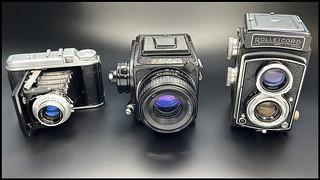 YouTube! 3 Cheaper 6x6 Cameras Compared