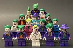 The Joker-verse