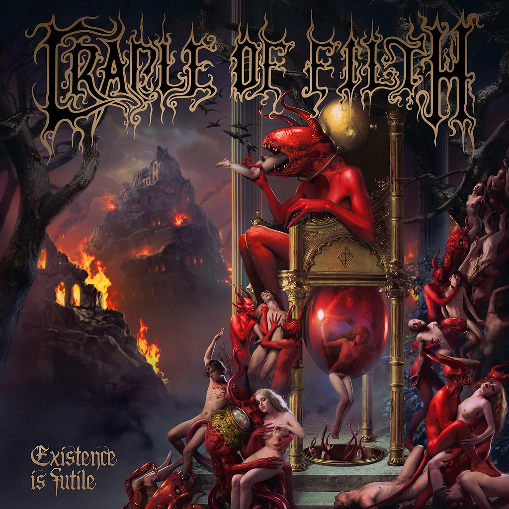 Cradle of Filth images
