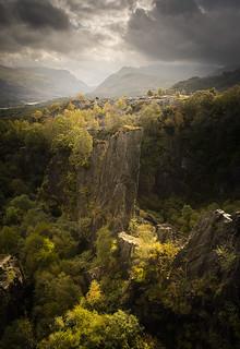 autumnal Quarry