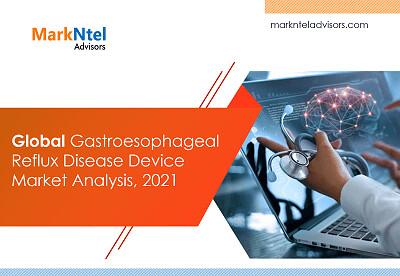 Global Gastroesophageal Reflux Disease Device Market Outlook- MarkNtel Advisors