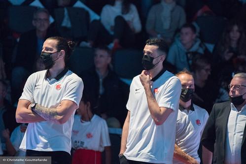 Maxime Courby & Pierre Pelos - ©Christelle Gouttefarde