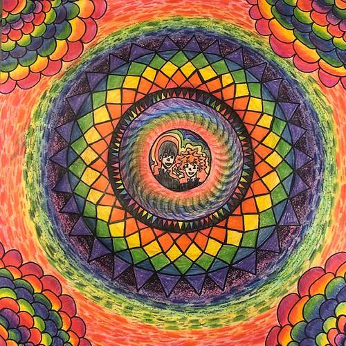 A Sun of Color by Rhianna George