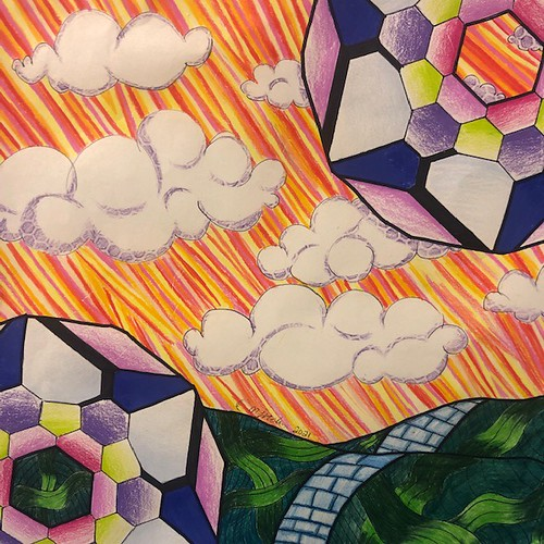 Clouds of Honeycomb by Maggie Nelson