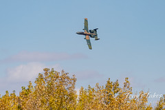October 15, 2021 - An A10 practices for the Great Colorado Air Show. (Tony's Takes)