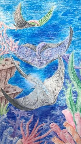 Underwater Odyssey by Jake Smith