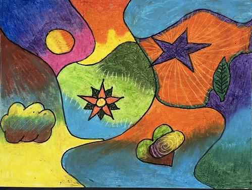 Color Scheme by Esmeralda Aguilar