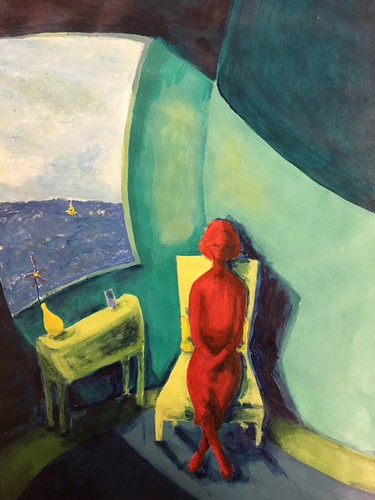 Warped Room by Sophia Menet