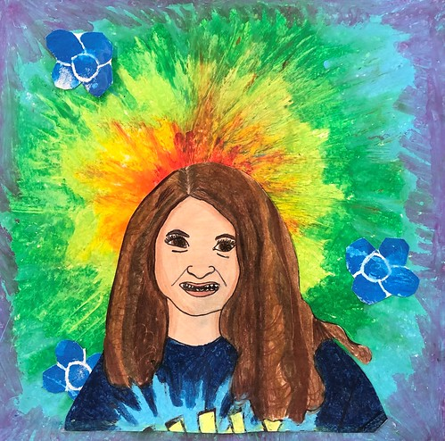 Through the Eyes of a Teen... by Katie Burklew