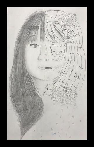 Imagination by Athena Wang