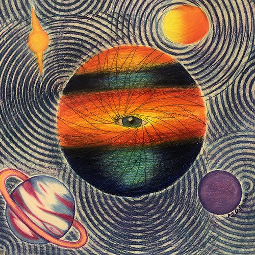 The Seeing Planet by Allyson DiFranco