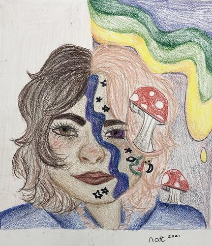 A Step Into Wonderland by Natalie Diedricks