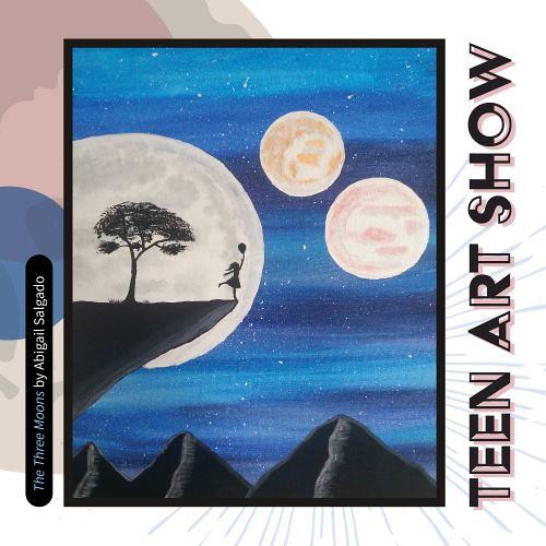 Teen Art Show 2021 icon