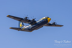 October 16, 2021 - Fat Albert performs a flyby. (Tony's Takes)