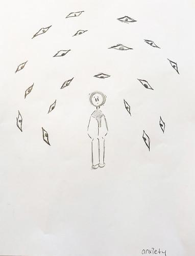 Anxiety by Eiji Sarmiento-Cardona