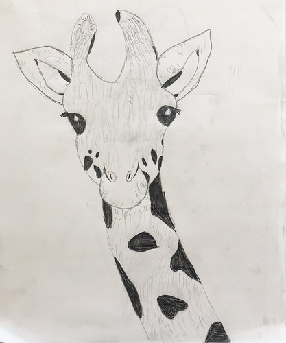 Giraffe by Payton Kirk & Alex McMasters