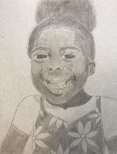 Young Happiness by Moraa Omanga