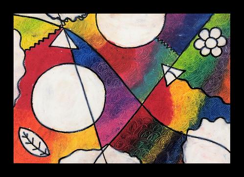 Pastel Project by Isabella Calderon