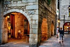 Voltes al carrer Minali - Girona