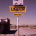 toro loco liquor. salton sea, ca. 2019.