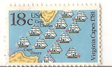 Stamps from the USA