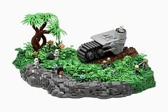 Star Wars Imperial Tread Tank