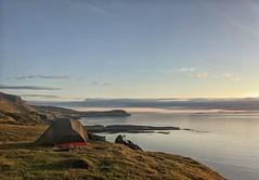 Wild camp on Mull