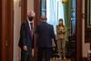 Adolfo Suarez Illana en la Mesa del Congreso Extraordinaria (21/10/21)
