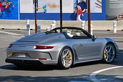 Porsche 991 911 Speedster