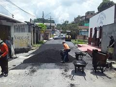 21.10.21 - Prefeitura intensifica serviços de recomposição asfáltica no bairro Alfredo Nascimento