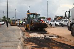 21.10.21 - Prefeito acompanha revitalização do entorno da Manaus Moderna