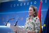 Rueda de prensa de la portavoz del GPP, Cuca Gamarra, sobre el acuerdo con el PSOE para renovar órganos constitucionales (21/10/21)