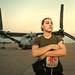 U.S. Marine Ospreys deployed to Djibouti, Africa