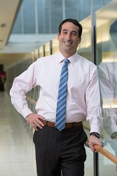 Baltimore-based urologist Dr. Andrew Kramer