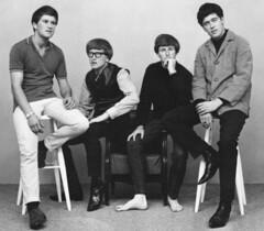 1962 John Lindsay, John 'Mac' Walker, Gary Bothwell and Max Hyde.