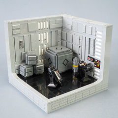 Somewhere to display droids and stuff