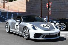 Porsche 991 911 Speedster Heritage Edition